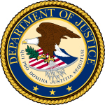 Houston Immigration Law - Justice Dept Logo